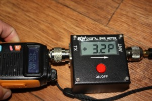 Baofeng (Pofung) GT-3 mark II redot 1050A Sain Sonic INF-641