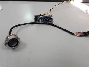 iButton замок на Arduino